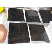 Quality China Dark Emperador Marble St Laurent stone brown black grey marble flooring walling  tiles slabs for sale