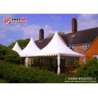 Quality Modular Design Outdoor Festival Tents , Festival Canopy Tent With Sides for sale