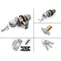 Buy High quality Ball Knob Lock  for House Security Stainless Steel Spherical Lock at wholesale prices