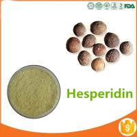 Buy Pale Yellowish Hesperidin Powder 91.0% Diosmin Raw Material 520-26-3 at wholesale prices