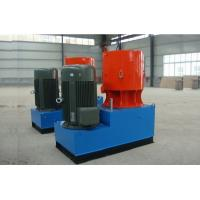 Quality 30KW Big Flat Die Wood Pellet Machines Biomass Pellet Machine 400-500KG/H for sale