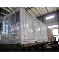 Quality 720 Kw Soundproof Containerized Diesel Generators For Construction Site for sale
