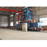 Quality Automatic Steel Pipe Shot Blasting Machine Electric Outside Cleaning for sale