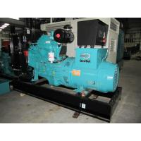 Quality Prime Rating 150 Kw Continuous Duty Diesel Generator 24V Batteries for sale