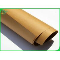Quality High Ring Strength And Tear 350gsm Kraft Liner Paper To Industrial Package for sale