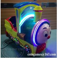 Quality Amusement Park Train Funfair Coin Operated Kiddie Rides for sale