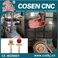 China wooden toy making machine cnc wood lathe from China TOP1 factory on sale