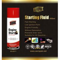 Quality Non Corrosive Starting Fluid Car Cleaning Products On Gasoline And Diesel Engines for sale