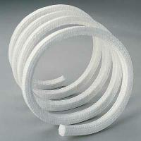 Buy PTFE Teflon Gland packing White Low Friction 100mm x 100mm For Pumps at wholesale prices