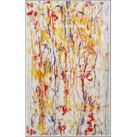 Quality art painting abstract tree house wall picture for sale