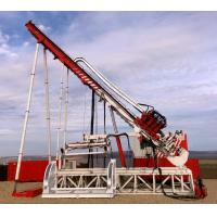 Quality Durable Oilfield Workover Rigs / Slanted Rotary Drilling Rigs for sale