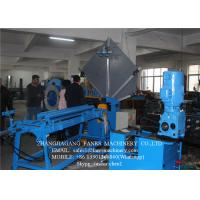 Quality 1500mm Galvanized Steel Spiral Tube Forming Machine Mitsubishi PLC for sale