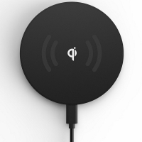 Quality 7MM 5V2A 5W QI Wireless Charger Pad Round for sale