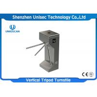 Quality Electronic Barrier Tripod Turnstile Gate Vertical ID Access System UT550-A for sale