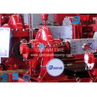 Quality 135PSI High Pressure Fire Fighting Pumps For Highway / Petrochemical Fields for sale