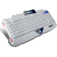 Quality PC Feature Designs Keyboard For Gaming Blue Switch Double Color Plastic Keycap 87 Keys for sale
