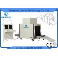 China 100*80Cm airport baggage x ray machines , baggage scanning machine Low Noise SF10080 on sale