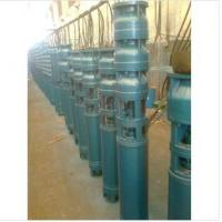 Buy cheap 200QJ series cast iron  380v 50Hz deep well submersible pump from wholesalers