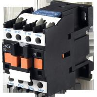 Buy CJX1 Series 3TF 3TB 3TH AC Magnetic Contactor with 3 Phase 4 Poles at wholesale prices