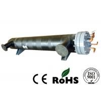 High Pressure Shell And Tube Heat Exchanger For Rooftop Air Conditioning Unit for sale