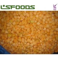 Quality new crop frozen apricot dices for sale