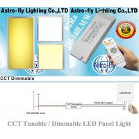 Quality 595x595 40W  CCT Tunable Dimmable LED Panel light for sale