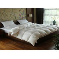 Quality White Goose Feather Duck Down Quilt Duvet Cotton Covers Exquisite Design Full Size for sale
