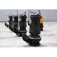 Buy cheap Easy move, fixed and move installation cast iron sewage submersible pump from wholesalers