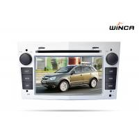 Quality 7inch  Car DVD Player For Opel series With Wifi Radio FM GPS Navigation Ipod for sale
