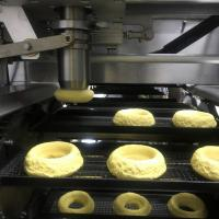 Quality Automatic small yeast donut equipment——YuFeng for sale