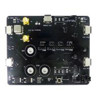 Quality Audio SMT PCBA EMS PCB Assembly OEM Circuit Boards High Voltage Audio Amplifier for sale