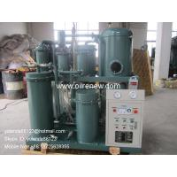 China Vacuum Dehydration System for Waste Lube Oil Vacuum Oil Water Separator TYN on sale