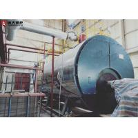 China 2 Ton Gas Steam Boiler High Efficiency For Carbonated Beverage Production Line on sale