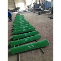 Buy cheap Gutter Rail Front Alloy Steel Castings HB217 - 241 UTS 790Mpa from wholesalers