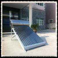 China 2013 new style Made in China Stainless steel Compact non-pressurized solar water heater ( solar boiler ) on sale