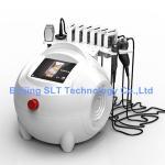 Quality 40Khz Cavitation Lipo Laser Slimming Machine / Tripolar RF Skin Tightening Beauty Machine for sale