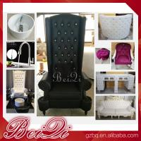 Quality wholesale luxury manicure spa pedicure chair sets for sale , modern used pedicure chair with bowl for sale