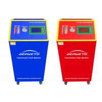 Quality Automatic Gearbox Cleaner / Automatic Transmission Fluid Flush Machine 45KG for sale