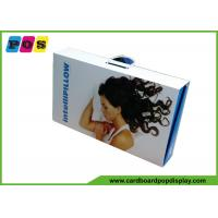 Spot UV Corrugated Retail Packaging Boxes With Rope Handle For Pillow BOX037