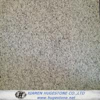 Buy cheap Sesame Granite from China, White Grian G640 Tiles & Slabs from wholesalers