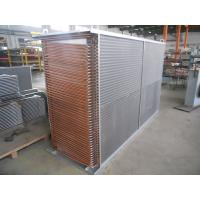 Quality Copper Heat Pipe Heat Exchanger for Industrial Heating Recovery System for sale