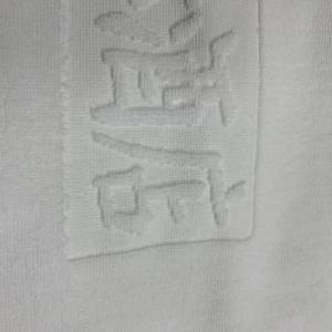 Quality 100% Cotton Bleached Hotel Bath Towels for sale