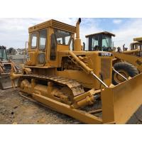 Quality Second Hand Caterpillar D6d Bulldozer 139hp 3306 Engine With 3 Ripper for sale