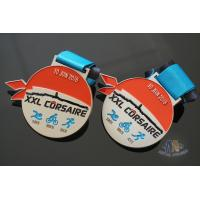 Quality XXL Corsaire Die Cating Awards Custom Sports Medals Zinc Alloy Material for sale