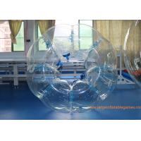 Buy cheap 1.8m TPU Inflatable Bumper Ball For Soccer Club , Inflatable Soccer Balls from wholesalers