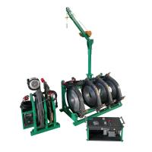 China SWT-V355/90H Hydraulic Butt Welding Machine / Hydraulic Butt Fusion Welding Machine on sale