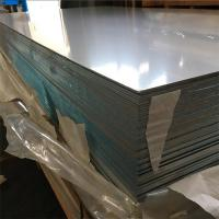 Quality T3 / T4 Aircraft Aluminum Plate 2124 Alloy Grade Wooden Pallet Packing for sale