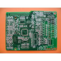 Quality Custom Green Solder Mask PCB Prototype Printed Circuit Board Fabrication for sale
