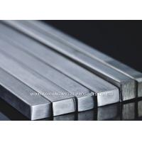 Quality AISI ASTM 321 Stainless Steel Profiles Flat Bars Profiles Oxidation Resistance for sale