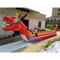 Quality 12.5mL*1.6mW inflatable dragon /Chinese Dragon  for beach use for sale